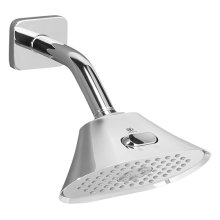 Equility Water Saving Multifunction Showerhead - Polished Chrome