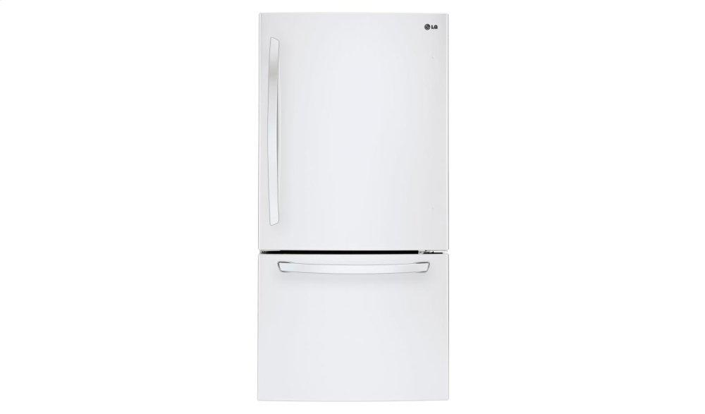 LG Appliances24 Cu. Ft. Bottom Freezer Refrigerator