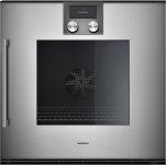 """200 Series Single Oven Full Glass Door In  Metallic Width 24"""" (60 Cm) Right-hinged"""