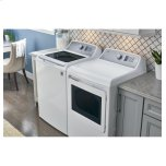 GE Ge® 7.4 Cu. Ft. Capacity Aluminized Alloy Drum Electric Dryer With He Sensor Dry