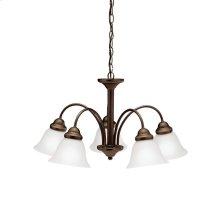 Wynberg 5 Light Chandelier Olde Bronze®