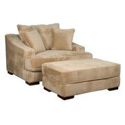 Cooper Chair & Ottoman Product Image