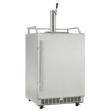 Keg Cooler Built-in, outdoor, full size Keg Cooler