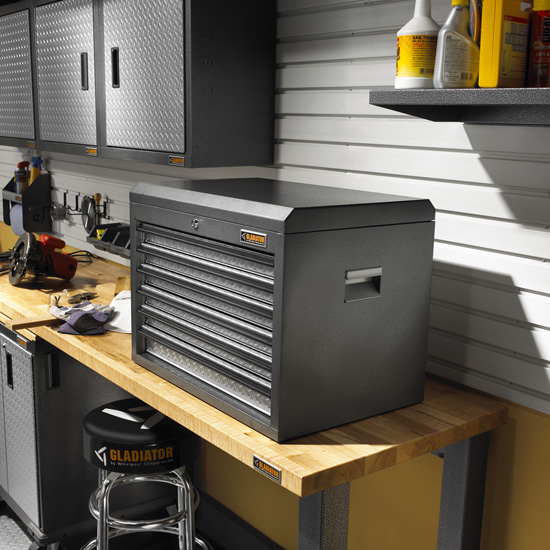 6 Drawer Tool Chest Topper