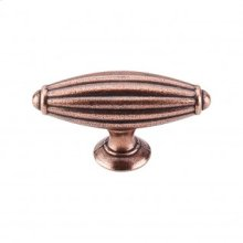 Tuscany T-Handle 2 7/8 Inch - Old English Copper
