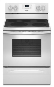 5.3 Cu. Ft. Freestanding Electric Range with High-Heat Self-Cleaning System Product Image