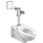 American StandardSelectronic Exposed Hard-Wired AC Toilet 1.1 gpf Flush Valve - Polished Chrome