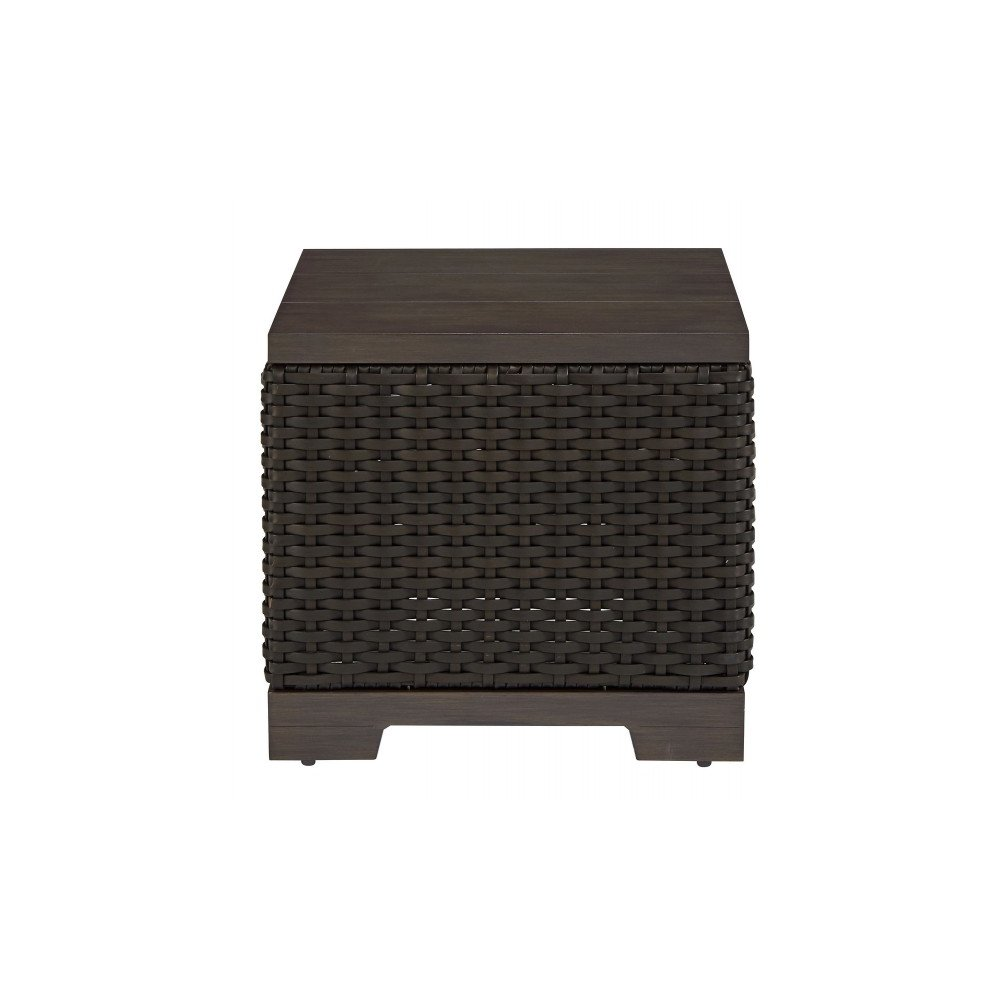 Brannon Outdoor End Table