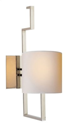 Visual Comfort SC2200PN-NP Eric Cohler Puzzle 1 Light 5 inch Polished Nickel Decorative Wall Light