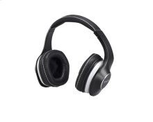 Elegant, sophisticated, soft yet sculpted, audiophile-grade Over-Ear Headphones