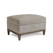 Cityscapes Astor Crystal Ottoman