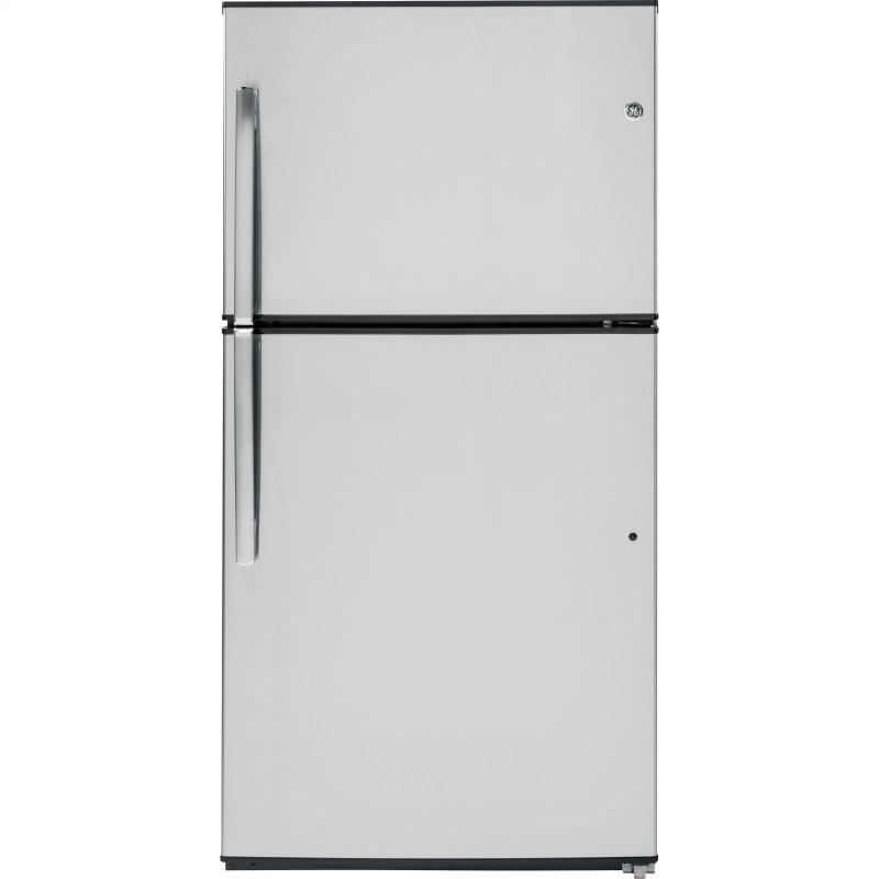 ENERGY STAR® 21.1 Cu. Ft. Top-Freezer Refrigerator