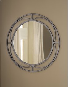 Abbington Round Mirror