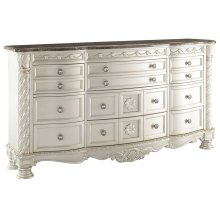 Cassimore 9 Drawer Dresser
