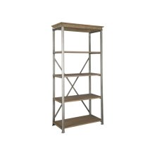 office@home Aspen Open Shelving