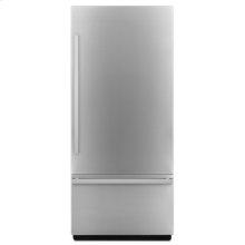 "NOIR 36"" Fully Integrated Built-In Bottom-Freezer Refrigerator Panel-Kit"