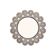 Chronograph Grey Circles Mirror