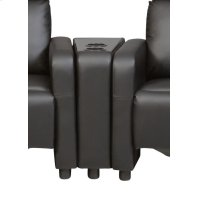 Toohey Home Theater Black Console Product Image