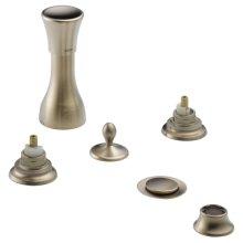 Two-handle Bidet Faucet - Less Handles