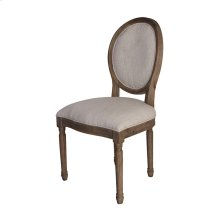 Allcott Side Chair In Toffee