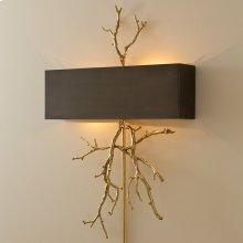 Twig Wall Sconce-Brass/Bronze