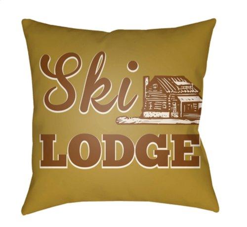 "Lodge Cabin LGCB-2040 16"" x 16"""