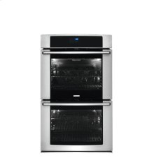 30'' Electric Double Wall Oven with Wave-Touch® Controls***FLOOR MODEL CLOSEOUT PRICING***