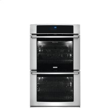 Floor Model - 30'' Electric Double Wall Oven with Wave-Touch® Controls