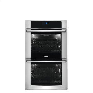 Electrolux30'' Electric Double Wall Oven with Wave-Touch® Controls