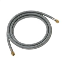8' Universal Braided Water Line for Icemaker and/or Dispenser