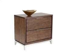 Miriam Nightstand - Brown