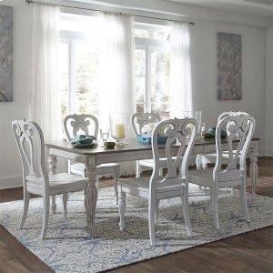 Liberty Furniture IndustriesOpt 7 Piece Rectangular Table Set