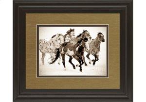 DM5424  Painted Horses Run