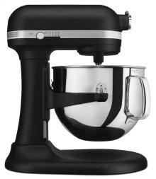 Pro Line® Series 7 Quart Bowl-Lift Stand Mixer - Cast Iron Black