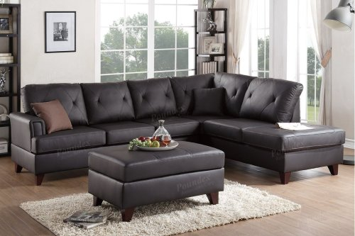 F6882 In By Poundex In Tampa Fl 2 Pcs Sectional Sofa