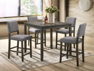 Crown Mark 2708 Derick Counter Height Dining Group