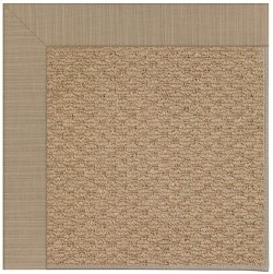 Creative Concepts-Raffia Dupione Sand Machine Tufted Rugs