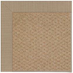 Creative Concepts-Raffia Dupione Sand Machine Tufted Rugs