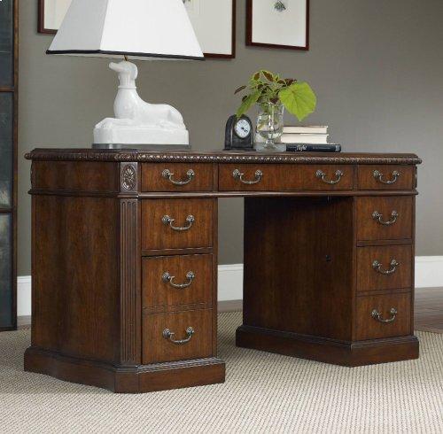"54"" Knee-hole Desk"