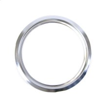 8 inch chrome electric range trim ring