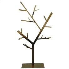 Pernille Tree Coat Rack, Rose Gold