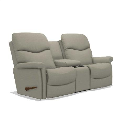 Baylor Wall Reclining Loveseat w/ Console