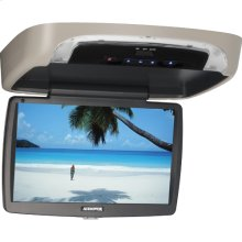 10.1 inch Hi-Def digital monitor with built-in DVD player