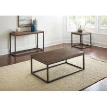 "Aleka End Table 24""x24""x24"""
