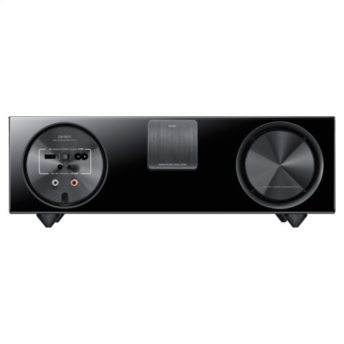 Wireless Audio with Dock System (DA-E670/ZA)