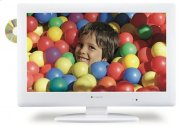 """Polaroid 32"""" LCD TV w/DVD Combo - White Product Image"""