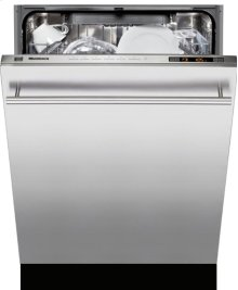 Tall Tub dishwasher 5 cycles top control stainless 49 dBA