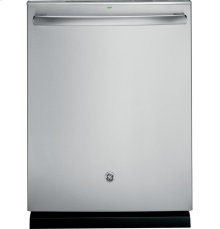 CLOSEOUT ITEM : $699 : GE Profile Stainless Steel Interior Dishwasher with Hidden Controls