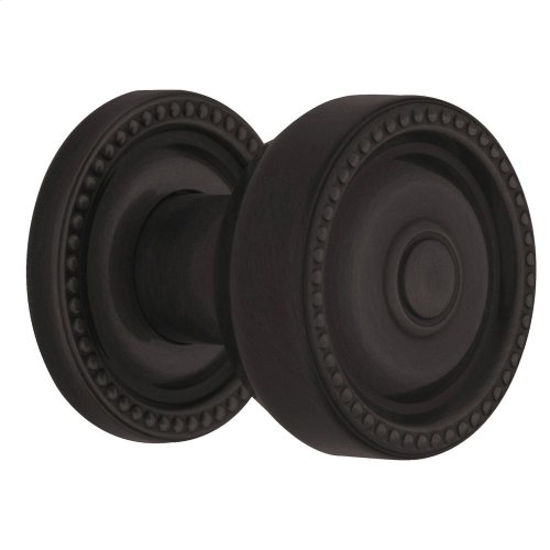 Oil-Rubbed Bronze 5065 Estate Knob
