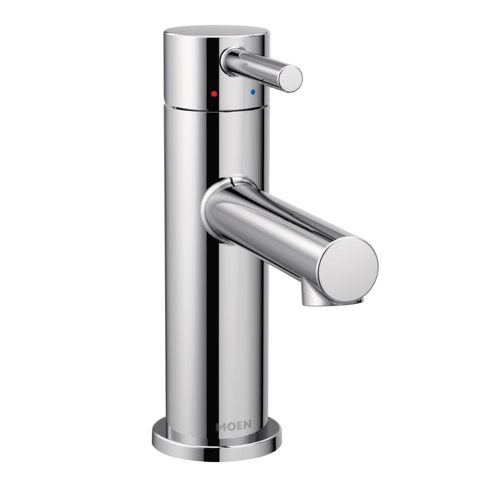 Align Chrome One Handle Bathroom Faucet